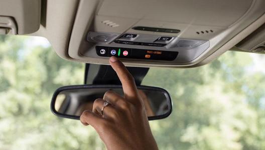 navigation inside car