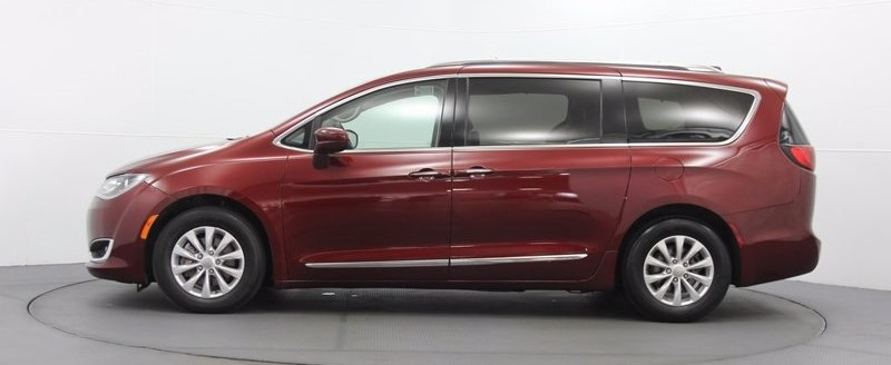 used Chrysler Pacifica for sale Indianapolis