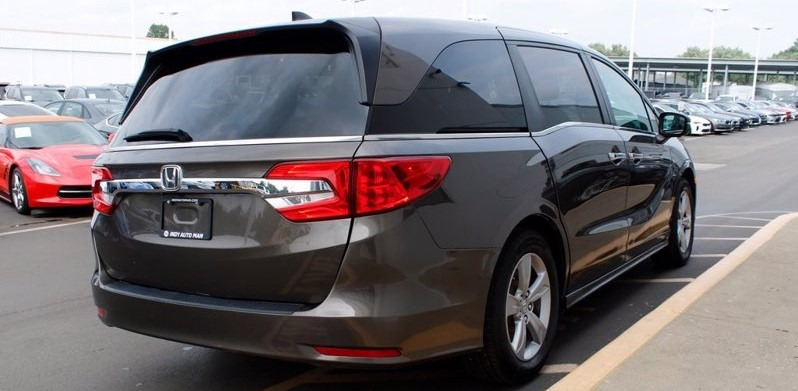 buy used Honda Odyssey in Indianapolis