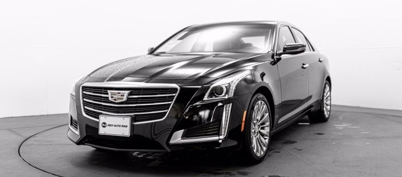 buy a used Cadillac CTS in Indianapolis