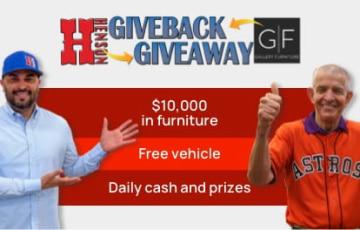 Henson Brand - 10K Giveback Giveaway