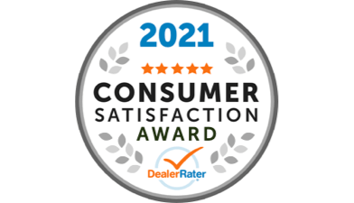 Consumer Satisfaction Award
