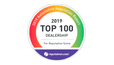 2019 Top Dealer Award