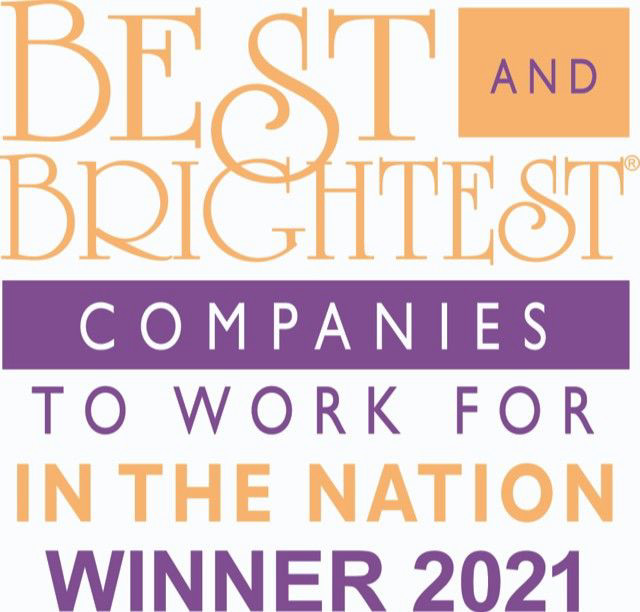 Best and brightest companies to work for in the nation winner 2021