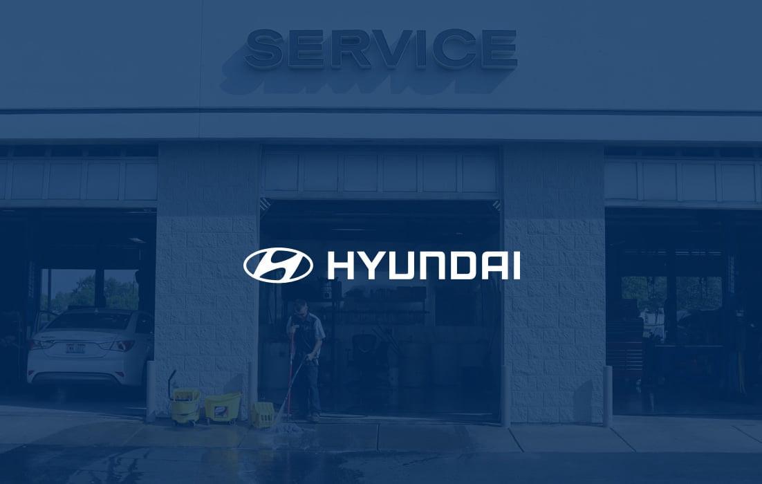 Hyundai of Findlay logo