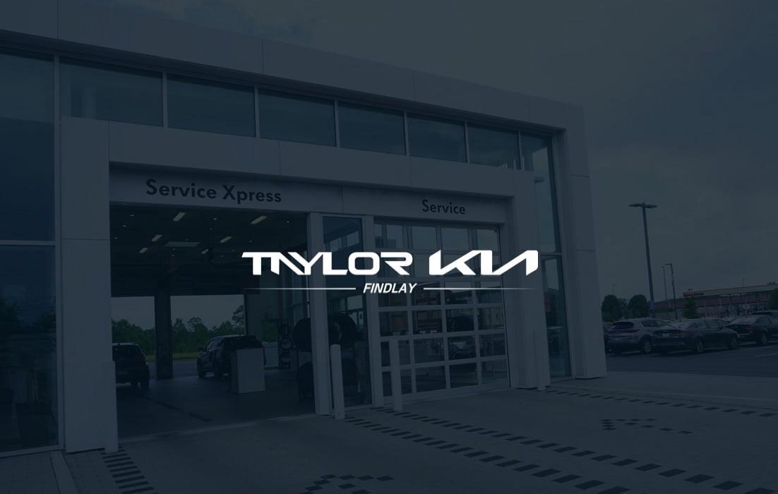 Taylor Kia of Findlay logo
