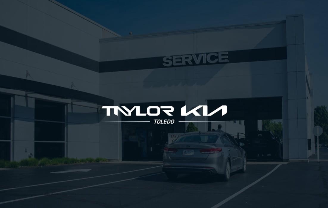 Taylor Kia of Toledo logo