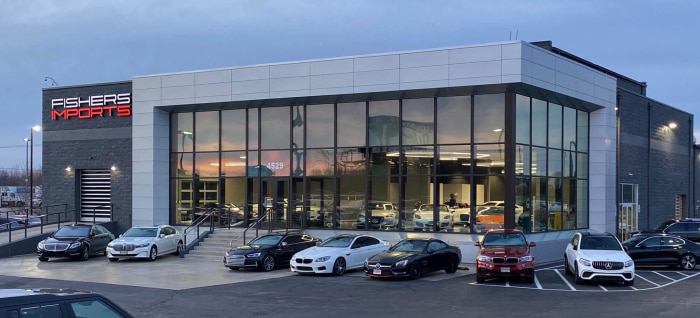 200 Certified Luxury Exotic Used Cars Indianapolis In Fishers Imports
