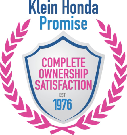 Klein Honda Promise